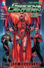 Green Lantern (2011- ) #28 - Robert Venditti, Billy Tan, Alessandro Vitti