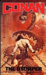 Conan: Conan the Usurper - Robert E. Howard, L. Sprague de Camp, Lin Carter