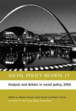 Social Policy Review 17 - Martin Powell, Karen Clarke, Linda Bauld