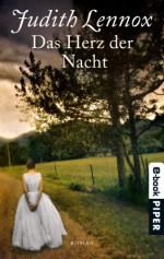 Das Herz der Nacht: Roman (German Edition) - Mechtild Sandberg, Judith Lennox