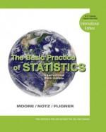 The Basic Practice of Statistics, 6th Ed - David Moore, William I. Notz, Michael A. Fligner