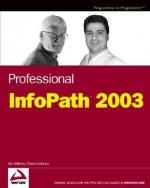 Professional Infopath 2003 - Ian Williams