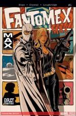 Fantomex Max #1 - Andrew Hope, Shawn Crystal, Joe Sabino, Francesco Francavilla, Jordan D. White, Axel Alonso, Joe Quesada, Dan Buckley, Alan Fine