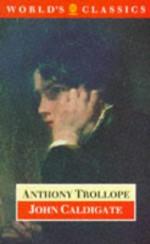 John Caldigate - Anthony Trollope, N. John Hall