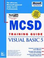 McSd Training Guide: Visual Basic 5 - Steve Swope, Duncan Mackenzie