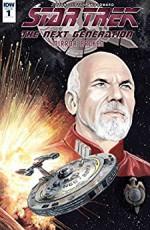 Star Trek: TNG: Mirror Broken #1 - J.K. Woodward, Scott Tipton, David Tipton