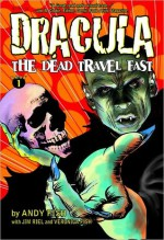 DRACULA Dead Travel Fast Book 1 - Andy Fish, Jim Riel, Veronica Fish