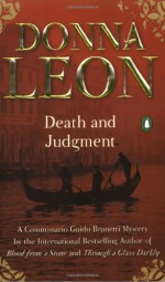 Death and Judgment - Donna Leon
