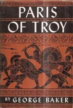 Paris of Troy - George Baker