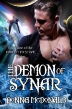 The Demon Of Synar - Donna McDonald