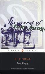 Tono-Bungay - Patrick Parrinder, H.G. Wells, Edward Mendelson