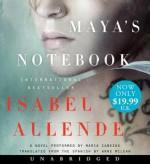 Maya's Notebook Low Price CD - Maria Cabezas, Isabel Allende
