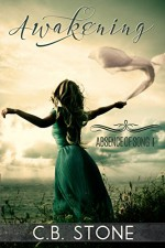 Awakening: Dystopian Romance (Absence of Song Book 1) - Book Cover by Design, Thomas C. Stone