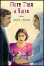 More Than A Name - Candice F. Ransom
