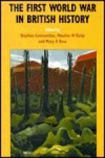 The First World War in British History - Stephen Constantine