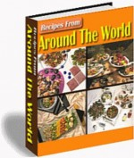 500 Recipes From Around The World - Volume 1 (Penny Books) - Jill King, Penny Books