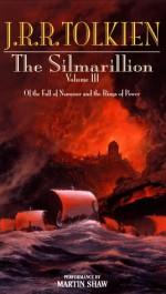 The Silmarillion, Volume 3 - J.R.R. Tolkien, Martin Shaw