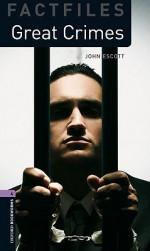 Great Crimes - John Escott, Michael W. Otto
