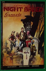 Clive Barker's Night Breed: Genesis - Alan Grant, John Wagner, Clive Barker, Jim Blaikie, Malcolm Smith, D.G. Chichester