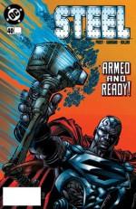 Steel (1994-1998) #40 - Christopher J. Priest, Vince Giarrano