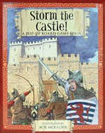 Storm the Castle Pop-Up Board Game: Pop-Up Board Game Book - Tango Books, Brian Lee