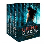 The Grimm Diaries Prequels volume 15 - 18: Snow White Black Swan, The Pumpkin Piper, Prince of Puppets, The Sleeping Swan - Cameron Jace