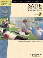 Satie: Gymnopedies and Gnossiennes [With CD (Audio)] - Erik Satie, Matthew Edwards