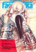 Miesięcznik Fantastyka 74 (11/1988) - Poul Anderson, Janusz Cyran, David Brin, Waldemar Płudowski, Karl Michael Armer, Jana Moravcova