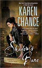 Shadow's Bane (Dorina Basarab #4) - Karen Chance