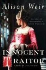 Innocent Traitor - Alison Weir