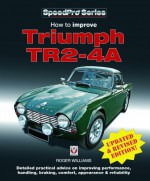 How to Improve Triumph TR2-4A - Roger Williams