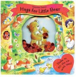 Hugs for Little Bear: Valentine Shaker - Debbie Rivers-Moore, Frank Endersby