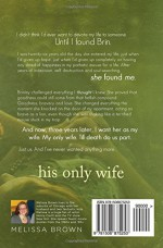 His Only Wife - Melissa Brown