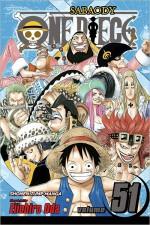 One Piece, Vol. 51: The Eleven Supernovas - Eiichiro Oda