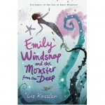 Emily Windsnap and the Monster from the Deep: Sequel to The Tail of Emily Windsnap - Liz Kessler, Finty Williams