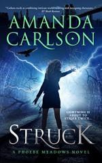 Struck: (Phoebe Meadows Book 1) - Amanda Carlson