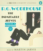 The Inimitable Jeeves, Volume 2 - P.G. Wodehouse, Martin Jarvis