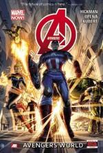 Avengers, Vol. 1: Avengers World - Jonathan Hickman, Jerome Opeña, Adam Kubert