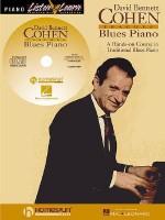 David Bennett Cohen Teaches Blues Piano [With *] - David Bennett Cohen