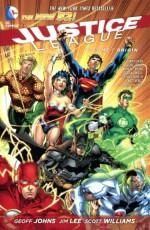 Justice League 1: Origin - Scott Williams, Jim Lee, Geoff Johns