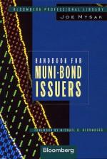 Handbook for Muni-Bond Issuers (Bloomberg Financial) - Joe Mysak, Michael Bloomberg