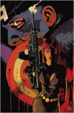 Captain America and Black Widow - Francesco Francavilla, Cullen Bunn