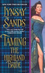 Taming the Highland Bride - Lynsay Sands