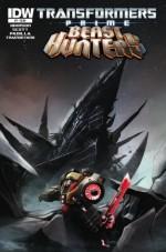 Transformers: Prime - Beast Hunters #7 - Mairghread Scott, Mike Johnson, Agustin Padilla, Ken Christiansen