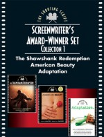 Screenwriter's Award-Winner Set: Collection 1: The Shawshank Redemption, American Beauty, and Adaptation - Frank Darabont, Charlie Kaufman