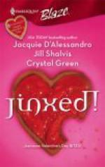 Jinxed! - Jacquie D'Alessandro, Jill Shalvis, Crystal Green