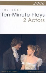 The Best 10-Minute Plays for Two Actors - D.L. Lepidus, Kayla Cagan