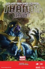Thanos Rising #4 - Jason Aaron, Simone Bianchi