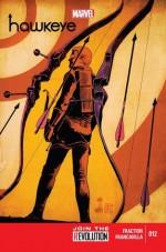 Hawkeye #12 - Matt Fraction, Francesco Francavilla