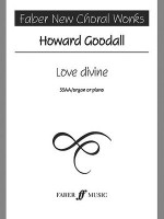 Love Divine: For Ssaa Choirs, Choral Octavo - Howard Goodall